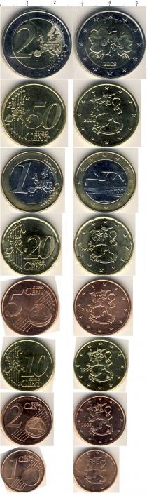 Каталог - подарочный набор  Финляндия Финляндия 1999-2008