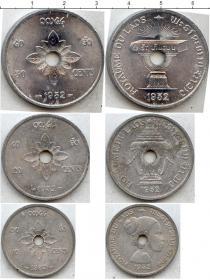 Каталог - подарочный набор  Лаос Лаос 1952
