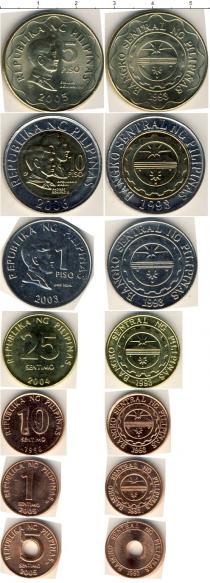 Каталог - подарочный набор  Филиппины Филиппины 1996-2006