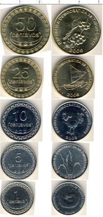 Каталог - подарочный набор  Тимор Тимор 2003-2006