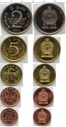 Каталог - подарочный набор  Шри-Ланка Шри-Ланка 2006