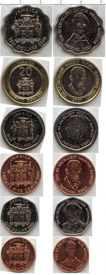 Каталог - подарочный набор  Ямайка Ямайка 1996-2003