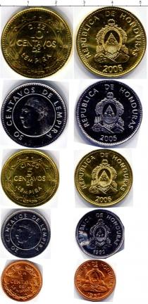 Каталог - подарочный набор  Гондурас Гондурас 1991-1995