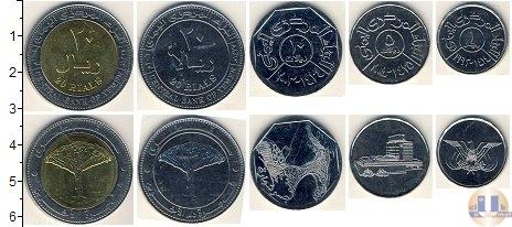 Каталог - подарочный набор  Йемен Йемен 2003-2006