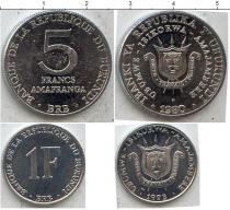 Каталог - подарочный набор  Бурунди Бурунди 1980-1993