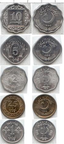 Каталог - подарочный набор  Пакистан Пакистан 1978-1996
