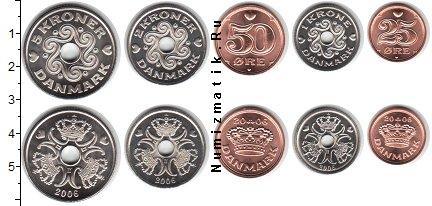 Каталог - подарочный набор  Дания Дания 1997-2001