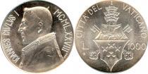Каталог - подарочный набор  Ватикан 1000 лир