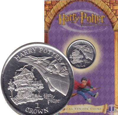 Каталог - подарочный набор  Остров Мэн Гарри Поттер