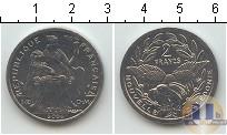 Каталог монет - монета  Каледония 2 франка