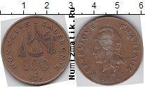 Каталог монет - монета  Каледония 100 франков