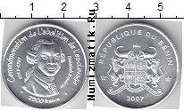 Каталог монет - монета  Бенин 2500 франков