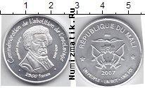 Каталог монет - монета  Мали 2500 франков