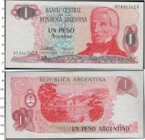 Каталог монет - монета  Аргентина 1 песо