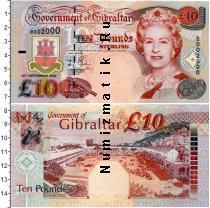 Каталог монет - монета  Гибралтар 10 фунтов