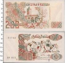 Каталог монет - монета  Алжир 200 динар