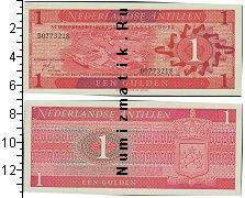 Каталог монет - монета  Антильские острова 1 гульден
