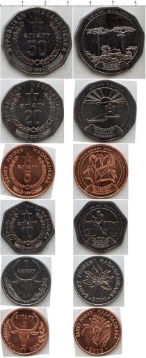 Каталог - подарочный набор  Мадагаскар Мадагаскар 1996-2003