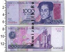 Каталог монет - монета  Венесуэла 1000 боливар