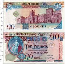 Каталог монет - монета  Ирландия 10 фунтов