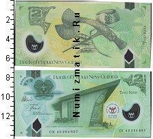 Каталог монет - монета  Папуа-Новая Гвинея 2 кины