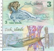 Каталог монет - монета  Острова Кука 3 доллара
