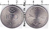 Каталог монет - монета  Коморские острова 100 франков