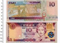 Каталог монет - монета  Фиджи 10 долларов