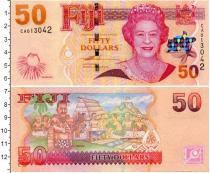 Каталог монет - монета  Фиджи 50 долларов