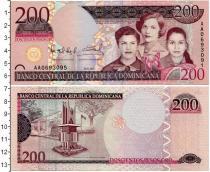 Каталог монет - монета  Доминиканская республика 200 песо