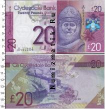 Каталог монет - монета  Шотландия 20 фунтов