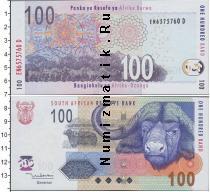 Каталог монет - монета  ЮАР 100 рандов