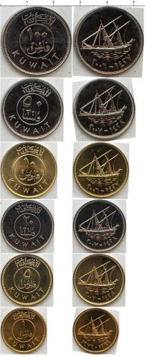 Каталог - подарочный набор  Кувейт Кувейт 1979-2007