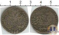 Каталог монет - монета  Габсбург 20 крейцеров