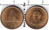 Каталог монет - монета  Лесото 1 сенте