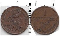 Каталог монет - монета  Ольденбург 1 шварен