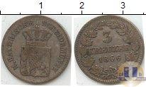 Каталог монет - монета  Бавария 3 пфеннига