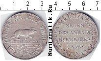 Каталог монет - монета  Анхальт-Бернбург 1 талер