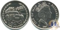 Каталог монет - монета  Остров Мэн 2 фунта