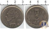 Каталог монет - монета  Бельгия 5 франков