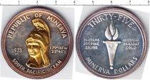 Каталог монет - монета  Минерва  35 долларов