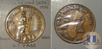 Каталог монет - монета  Остров Гуам 1 доллар