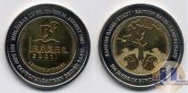 Каталог монет - монета  кантон Базель 1 доппельстаблер