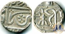 Каталог монет - монета  Сирмур 1 рупия