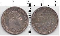 Каталог монет - монета  Мекленбург-Шверин 1/12 талера