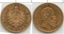 Каталог монет - монета  Вюртемберг 10 марок