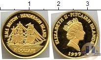 Каталог монет - монета  Острова Питкэрн 10 долларов