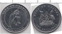 Каталог монет - монета  Уганда 100 шиллингов