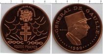 Каталог монет - монета  Чад 10000 франков