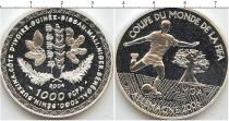 Каталог монет - монета  КФА 1000 франков